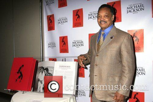 Reverend Jesse Jackson and Michael Jackson 1