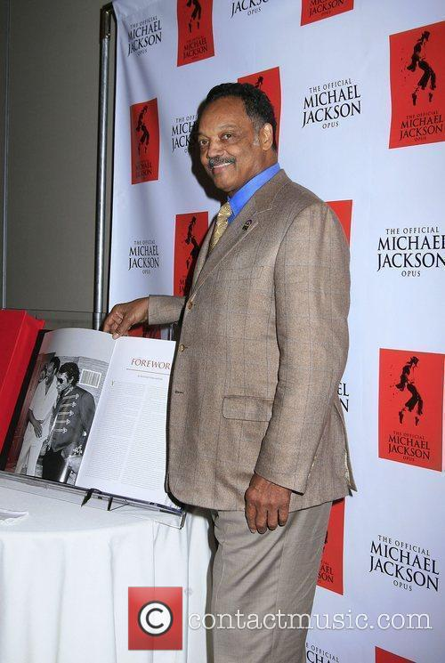 Reverend Jesse Jackson and Michael Jackson 4