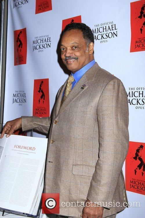 Reverend Jesse Jackson and Michael Jackson 2