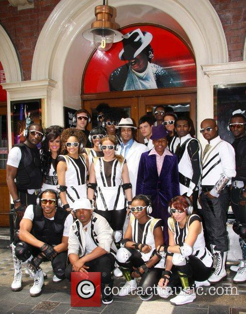 Cast Of Various Broadway Productions and Michael Jackson 2
