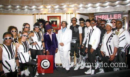 Cast Of Various Broadway Productions and Michael Jackson 1