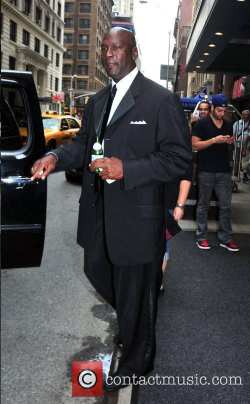 Michael Jordan, Manhattan Hotel