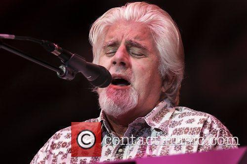 Michael McDonald performing at Manchester Evening News (MEN)...