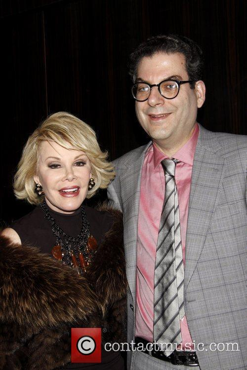 Joan Rivers and Michael Musto 2