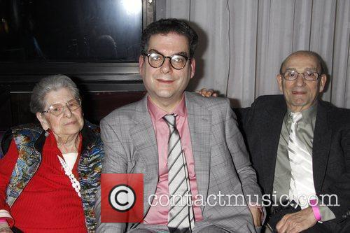Michael Musto and His Parents 4