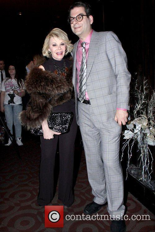 Joan Rivers and Michael Musto 6