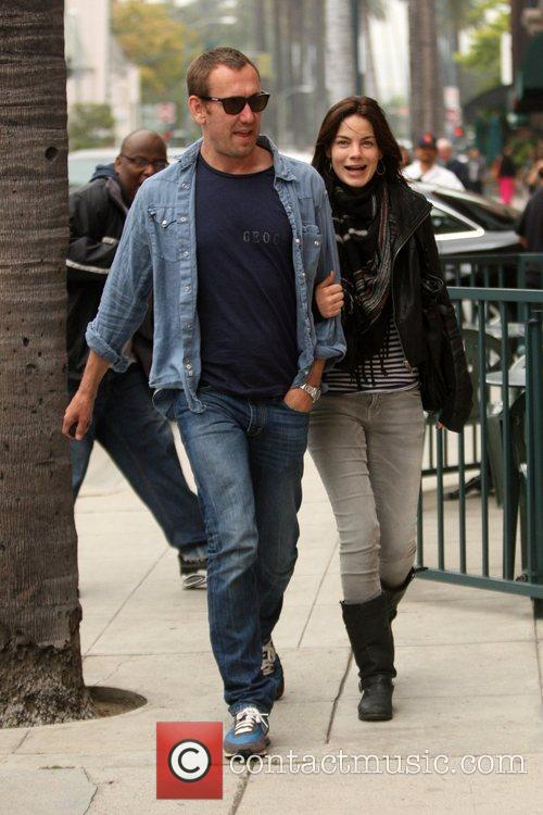 Peter White and Michelle Monaghan 3