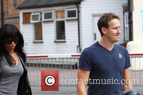 Michelle Williams, Brendan Cole, Strictly Come Dancing