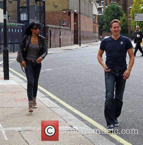 Michelle Williams, Brendan Cole, Strictly Come Dancing