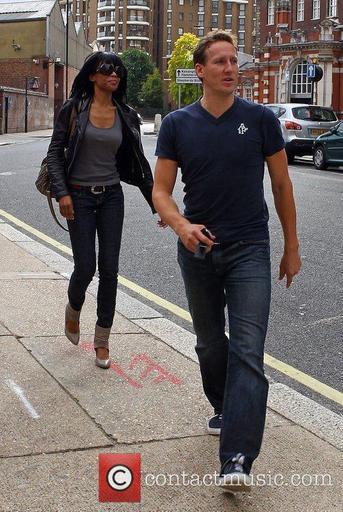 Michelle Williams and Brendan Cole 8