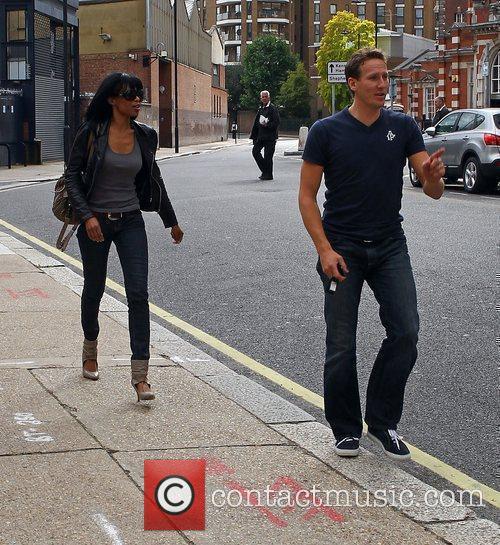 Michelle Williams and Brendan Cole 10