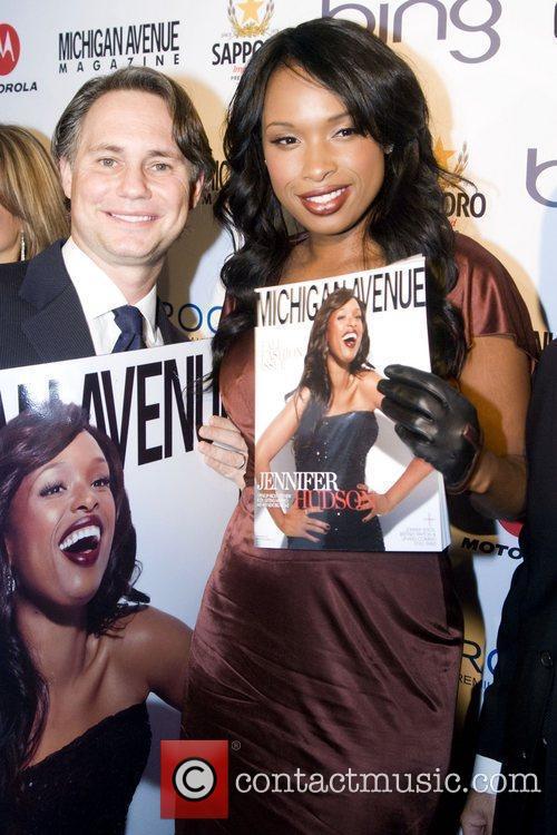 Michigan Avenue Magazine 2nd Anniversary revealing the September...