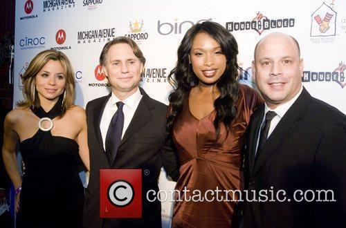 Susanna Negovan, Jennifer Hudson, Jasosn Binn and Dan...