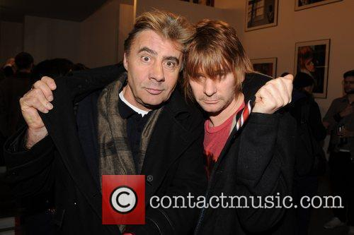 Glen Matlock, Mick Rock, Zak Starkey