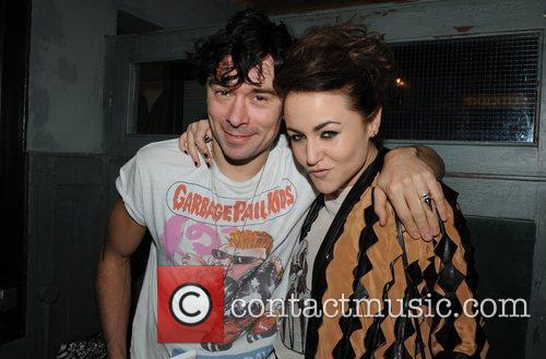 The Big Pink, Jaime Winstone and Mick Rock
