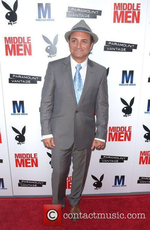 Los Angeles Premiere of 'Middle Men' at the...