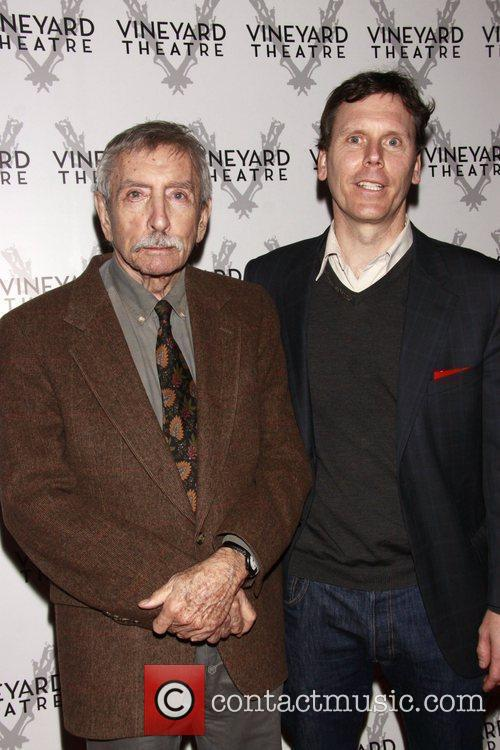 Edward Albee and Will Eno Opening night of...
