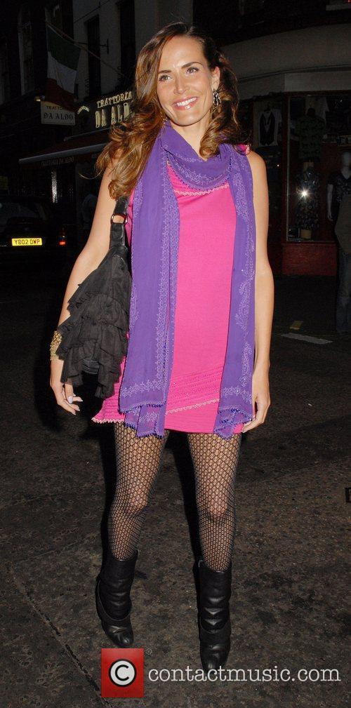 Sophie Anderton,  at the Midsummer Nights Dream...