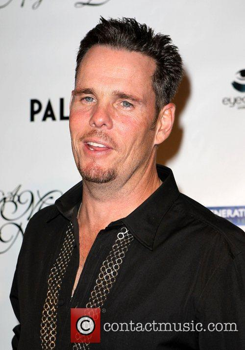 Kevin Dillon Jenny McCarthy hosts the 4th annual...