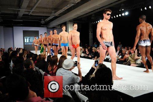 Model Miami International Fashion Week - TFabiano Men...