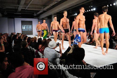 Miami International Fashion Week - TFabiano Men beachwear...