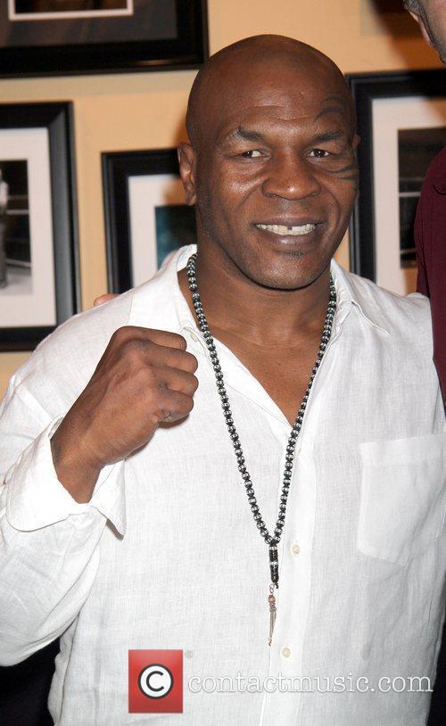 Mike Tyson and Las Vegas 5