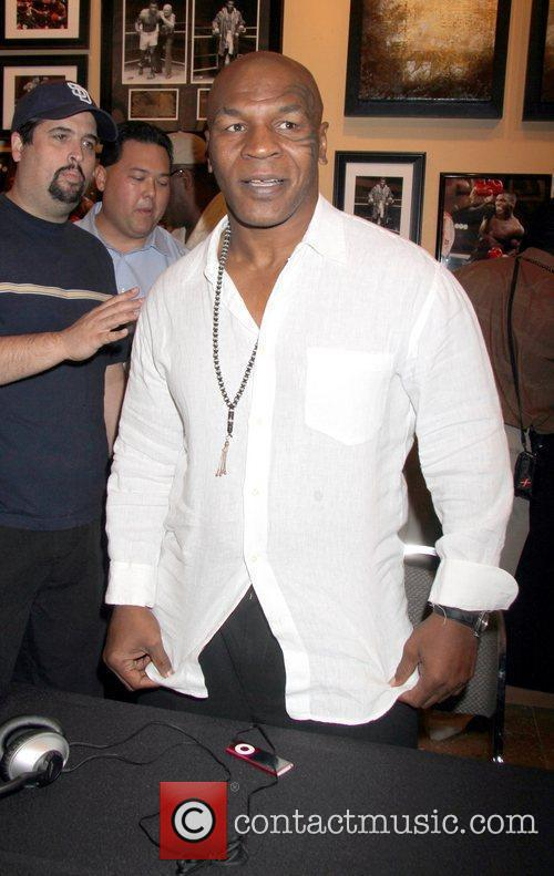 Mike Tyson and Las Vegas 3
