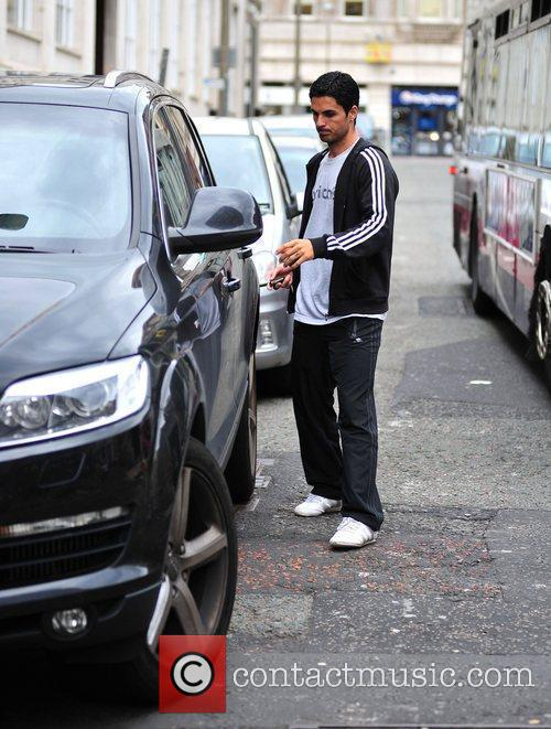 In central Liverpool after the announcement that he...