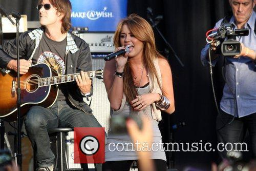 Performs at the Grove