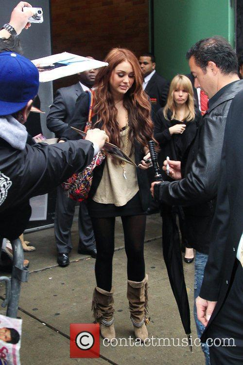 Miley Cyrus, ABC