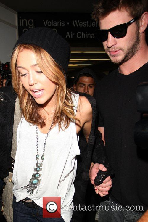 Miley Cyrus and Liam Hemsworth 21