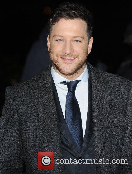 Matt Cardle at A Night Of Heroes: The...