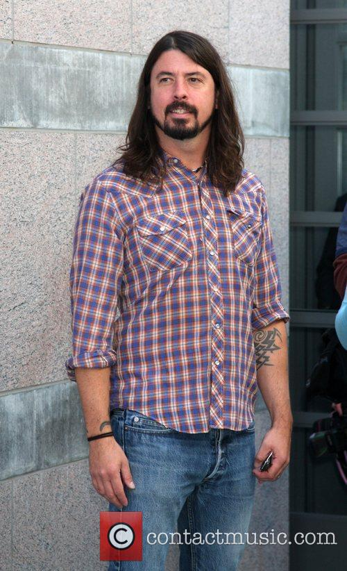 Dave Grohl Milk and Bookies first annual story...