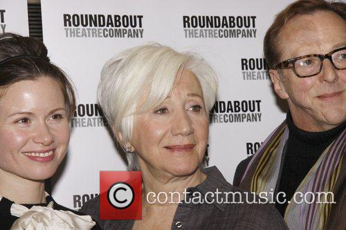 Olympia Dukakis and Edward Hibbert 10