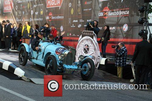 One of 375 entries for the 2010 Mille...