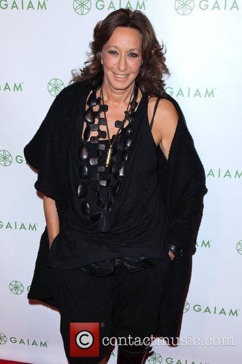 Donna Karan Launch Party of Trudie Styler's 'Mind...