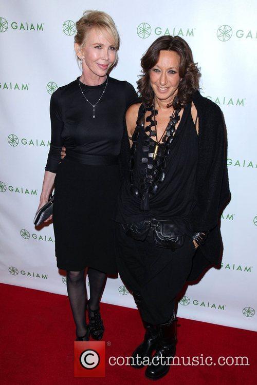Trudie Styler, Donna Karan Launch Party of Trudie...