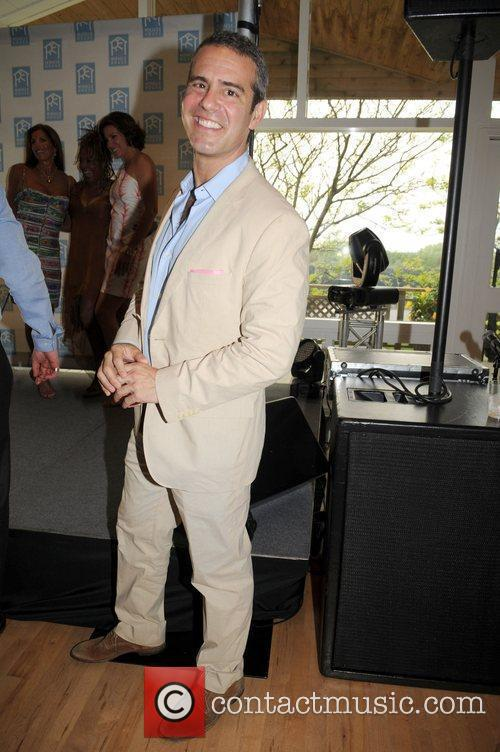 Andy Cohen Miracle House 20th Anniversary Memorial Day...
