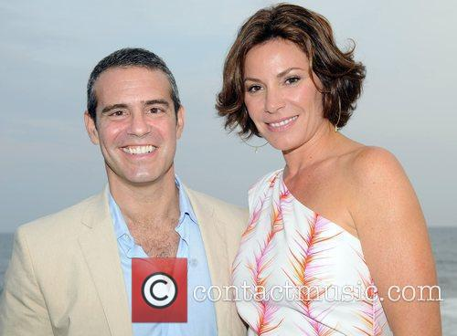 Andy Cohen, Countess LuAnn deLesseps Miracle House 20th...
