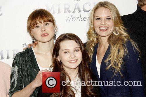 Alison Pill, Abigail Breslin, and Jennifer Morrison Photocall...