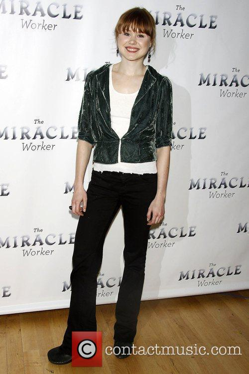 Alison Pill Photocall for the upcoming Broadway revival...