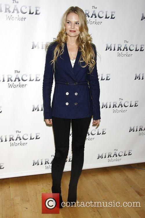 Jennifer Morrison Photocall for the upcoming Broadway revival...