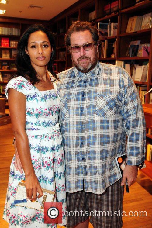 Reading and signing of Rula Jebreal's debut novel...