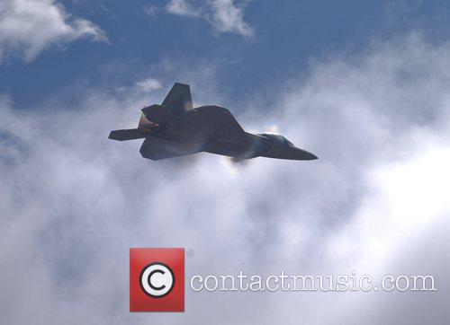 F-22 Raptor The final day of the 2010...