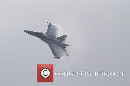 F-18 Super Hornet The final day of the...
