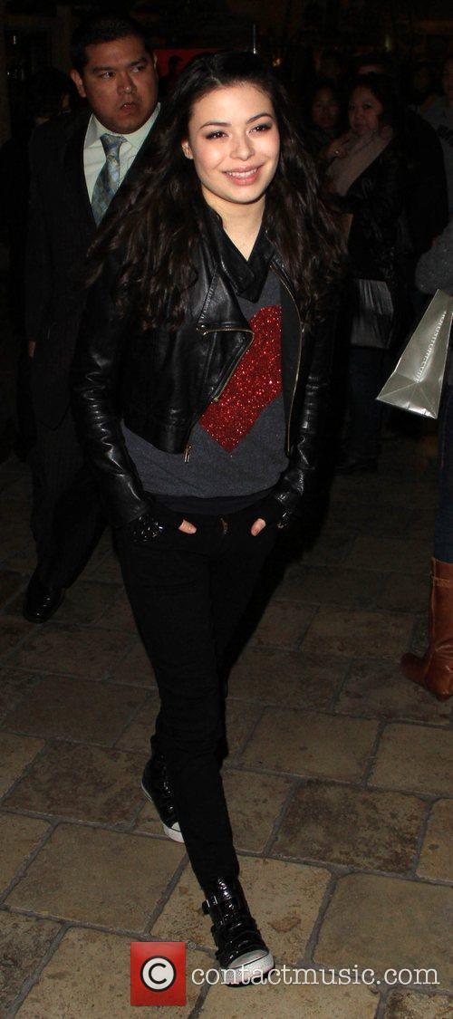 Miranda Cosgrove attends the Make-A-Wish Foundation's 5th annual...
