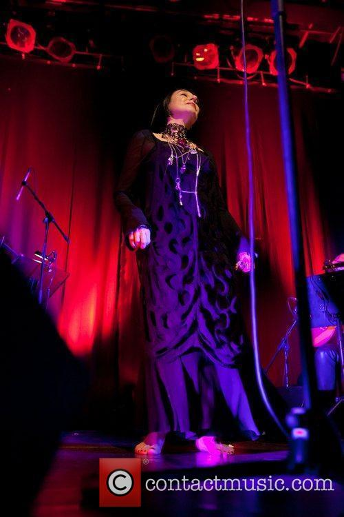 Misia performing live at Lux in Lisbon Lisbon,...