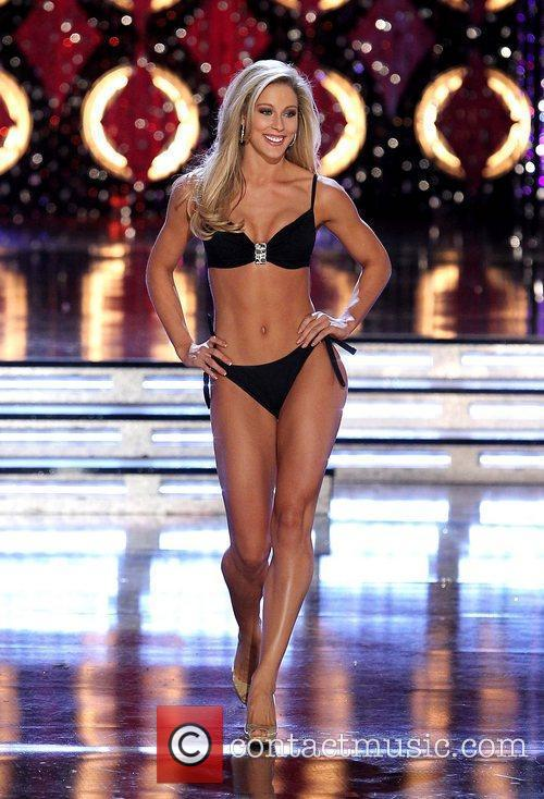 Miss America 2011 Preliminary Day 3 held at...