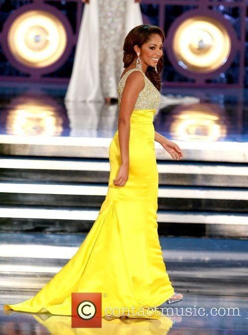 Miss Virginia Caressa Cameron Crowned 2010 Miss America...