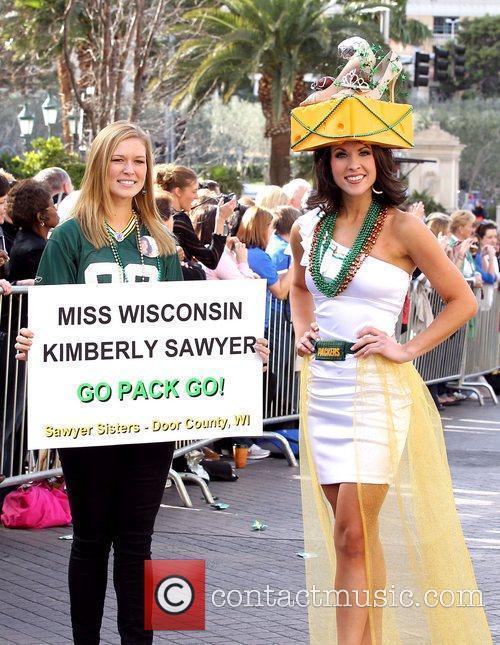 Miss Wisconsin Kimberly Sawyer Miss America 2011 DSW...